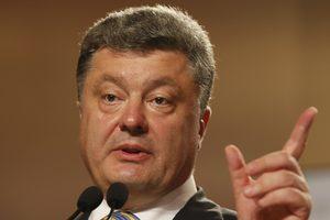 Порошенко заявляет о невозможности разрешения конфликта на Донбассе без участия Киева