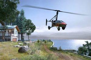 Первый в мире летающий автомобиль уже можно купить