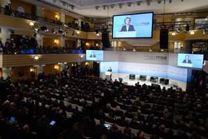 Ишингер открыл второй день Мюнхенской конференции