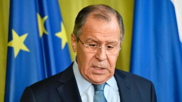 Лавров объявил онеобходимости прямого разговора столицы Украины сДонецком иЛуганском
