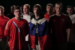 """""""Приезжайте, не тронем"""": российские фанаты спели песню британским болельщикам"""