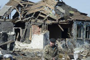 Адская ночь в Авдеевке и Трудовском: раненые дети и разрушенные дома