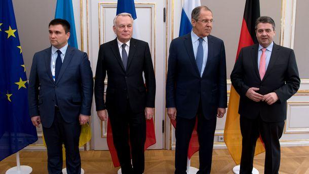 Киев предложил провести встречу военных уполномоченных «нормандской четверки»