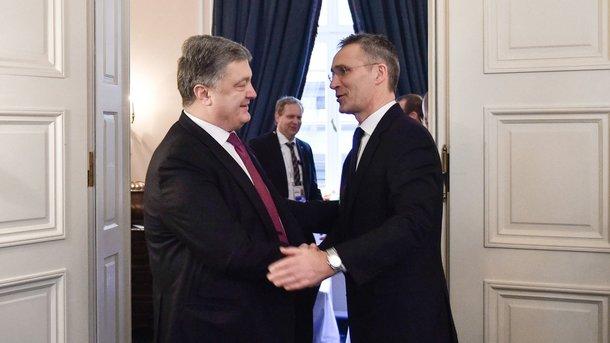 ВНАТО озвучили условие для переговоров повступлению государства Украины в союз