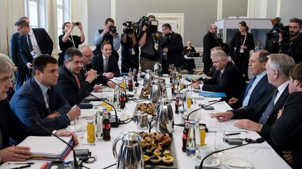 Климкин инициирует встречу военных уполномченных в«нормандском формате»