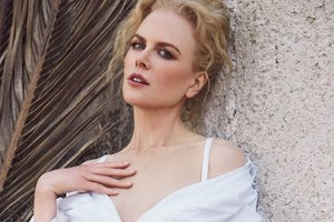 Nicole Kidman has starred for the Ukrainian photographer