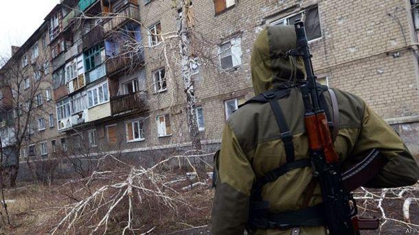 Боевики 35 раз обстреляли позиции сил АТО ссамого начала суток— штаб