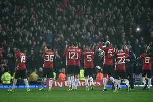 Manchester United och Chelsea kommer att möta i kvartsfinal i FA-Cupen