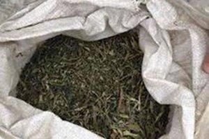 В Киевской области полиция задержала вора с наркотиками на сумму полмиллиона гривен