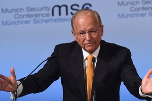 With Russia still not everything is clear – the head of the Munich security conference