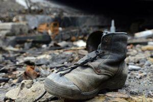 I Donbas, den russiske har arrangeret eksplosion i en lejlighed bygning