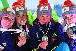 Елена Пидгрушная - об итогах чемпионата мира по биатлону