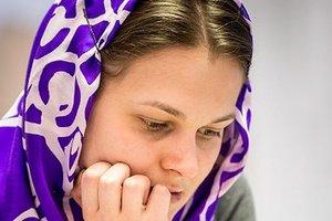Анна  Музычук обыграла экс-чемпионку мира по шахматам