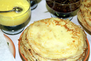 Celebrated Shrove Tuesday has become more expensive by 20%: as increased in price pancakes
