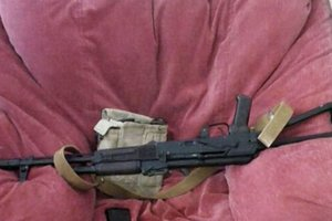 В Сумах жена сдала полиции мужа и его арсенал оружия