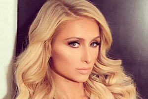 Paris Hilton has unveiled a new boyfriend