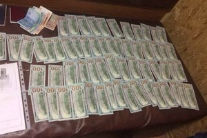 The SBU detained the official, who stole 3 million and tried to run away to the Crimea