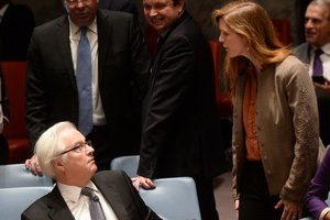 Former US Ambassador to the UN suddenly reacted to the death Churkin
