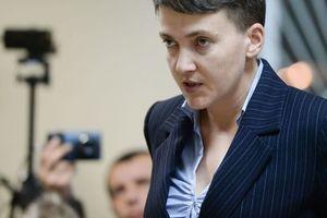 Savchenko nægter parlamentariske immunitet