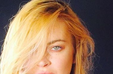 30-jährige Lindsay Lohan wollte eine
