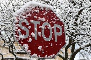 Из-за непогоды на трассе Мукачево – Львов ограничили движение грузовиков