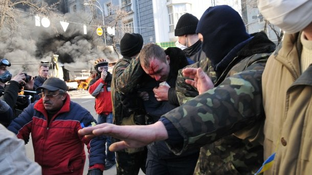 Рада приняла законодательный проект попризнанию «майдановцев» участниками военных действий