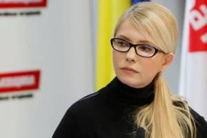 Wie Timoschenko reagierte auf den Wunsch Savchenko Immunität verzichten