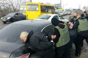 Кровавые разборки в Кропивницком: появилось видео задержания нападавших