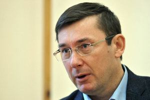 Луценко намерен лишить Артеменко депутатской неприкосновенности