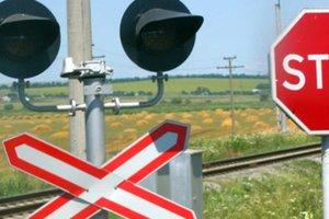 В Винницкой области на ж/д переезде столкнулись поезд и автобус