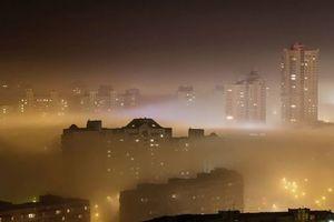 В Киеве отмечают превышение уровня загрязнения воздуха