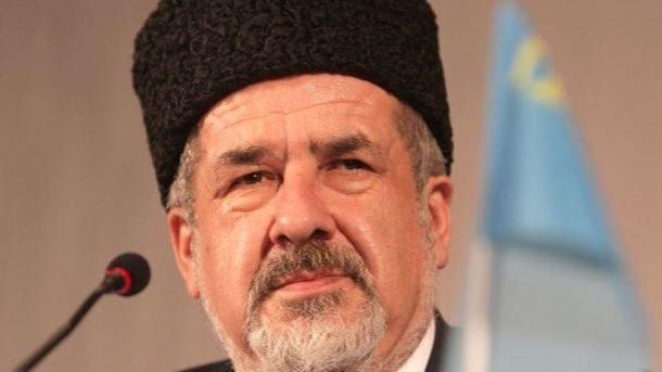 Чубаров назвал единственный способ вернуть Крым вближайшие годы