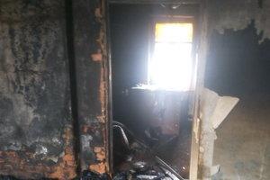 В Харьковской области в выгоревшем доме наши тело мужчины