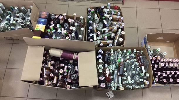 ВДонецкой области разоблачили подпольный цех попроизводству алкоголя— СБУ