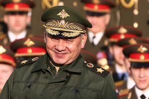 Сергей Шойгу. Фото: ТАСС