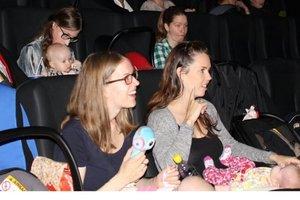 В Киеве будут показывать фильмы для мам с грудничками