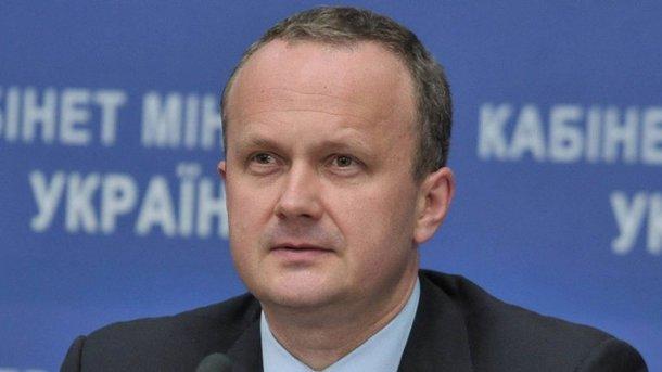Заика уволен сдолжности председателя Госэкоинспекции