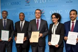 Историческое соглашение ВТО о либерализации мировой торговли вступило в силу
