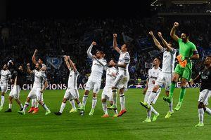 В первых матчах 1/8 финала Лиги чемпионов установлен рекорд результативности