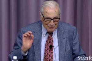 Умер лауреат Нобелевской премии по экономике Кеннет Эрроу