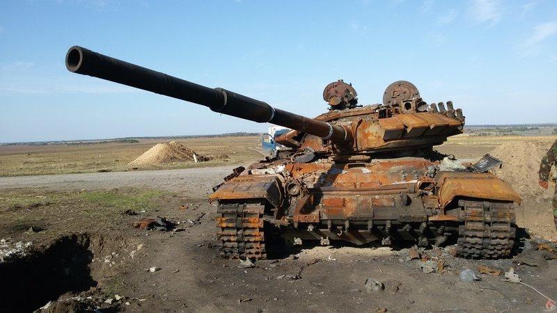 Засутки взоне АТО ранены сразу 16 украинских военных