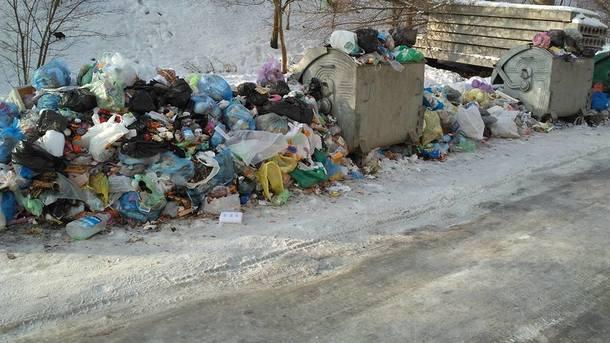 Гройсман поведал, почему нерешен мусорный кризис воЛьвове