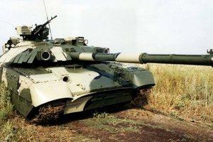 """Как танк """"Оплот"""" перед Гройсманом катался"""