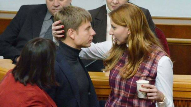 Парубий призвал правоохранителей принять все вероятные меры— Похищение Гончаренко