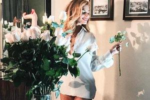 Певица Татьяна Котова не вместила пышный бюст в купальнике