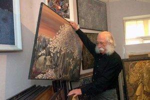 Подробности похищения картин известного художника в Киеве: работы нашлись