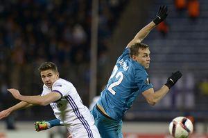 Команда Мирчи Луческу вылетела из Лиги Европы