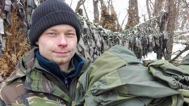 В клинике Днепра скончался десантник Николай Гуцаленко, тяжело раненный под Авдеевкой