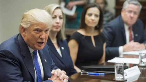 Госдолг США замесяц президентства Трампа значительно уменьшился