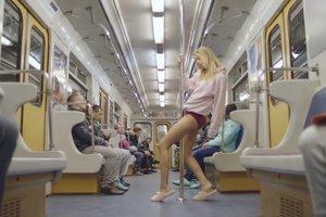 Французский диджей снял в Киеве клип с украинской моделью